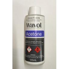 Salon strength Acetone 125ml