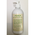 NUKA White Rice Bran Skin Cream 500ml